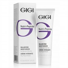 GIGI NUTRI-PEPTIDE Balancing Moist. OILY Skin / Пептидный балансирующий крем для жирной кожи